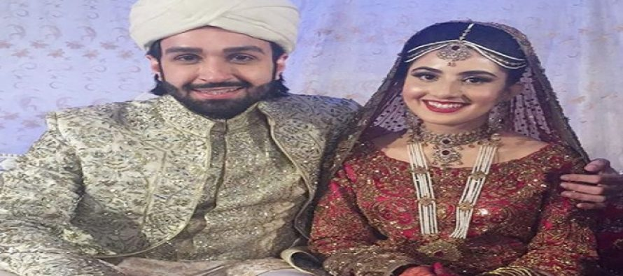 In Pictures – Azfar Rehman Got Married!