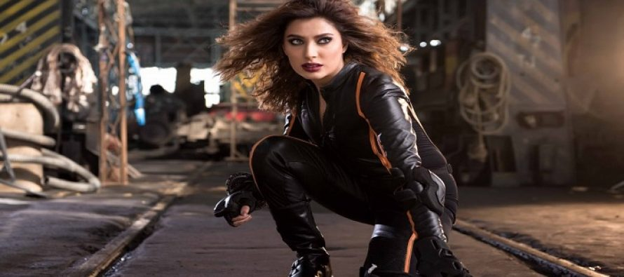 Mehwish Hayat Looks Exceptional In This Supergirl Avatar