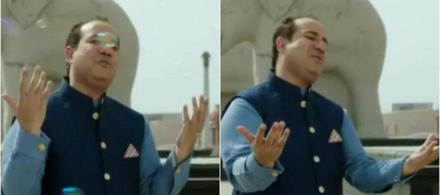 Rahat Fateh Ali Khan's Next Bollywood Single