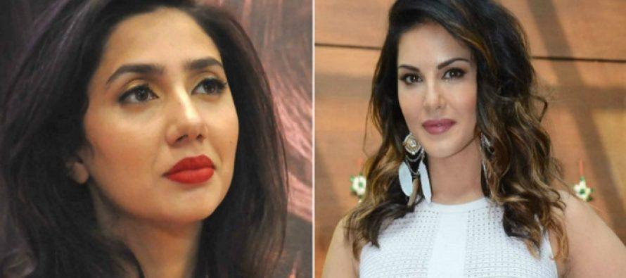 Sunny Leone Has All Praises For Mahira Khan