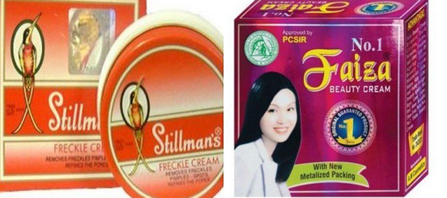 BBC Declares Pakistani Skin Lightening Creams Poisonous & Illegal