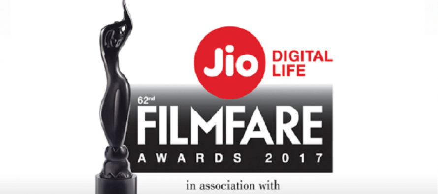 FilmFare Awards 2017 – Winners Announced