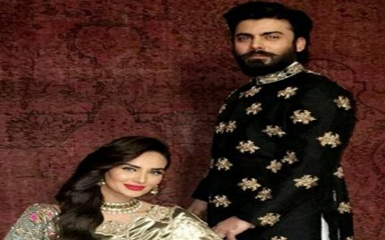 Fawad Khan's Latest Photoshoot for 'Silk'