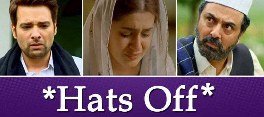 Sang e Marmar Episode 19 Review – *Hats Off*