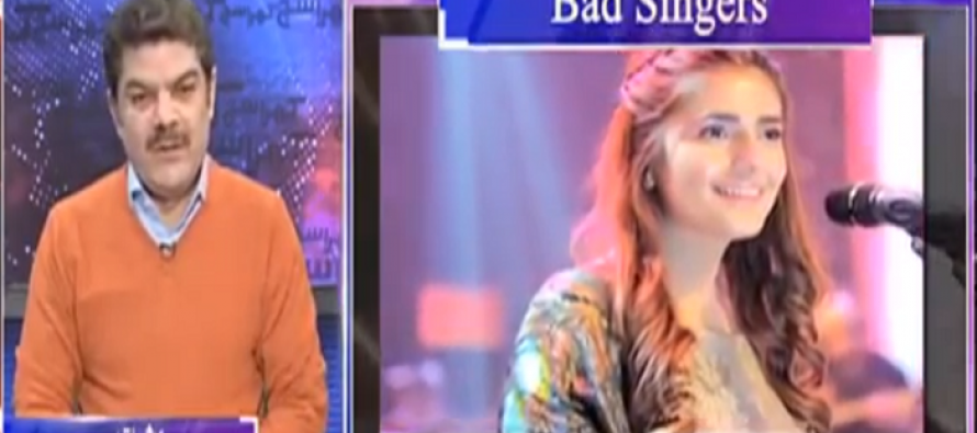 Momina Mustehsan Is One Of The Worst Singers – Declares Mubashar Lucman