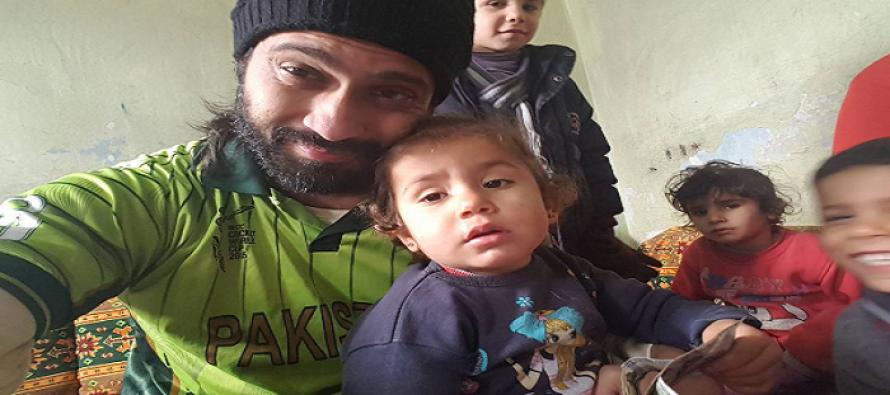 Waqar Zaka's New Year Trip To Syria