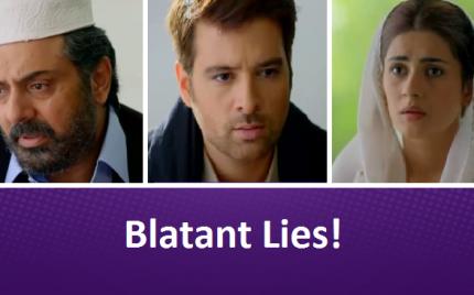 Sang e Marmar Episode 26 Review – Blatant Lies!