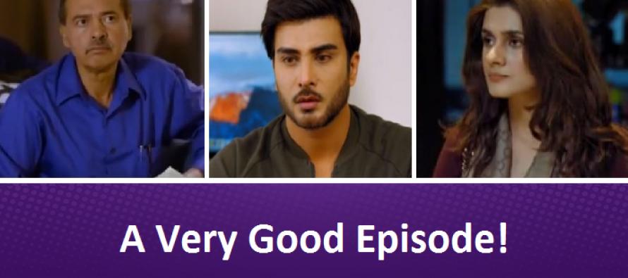 Khuda Aur Mohabbat Episode 18 Review – A Very Good Episode!