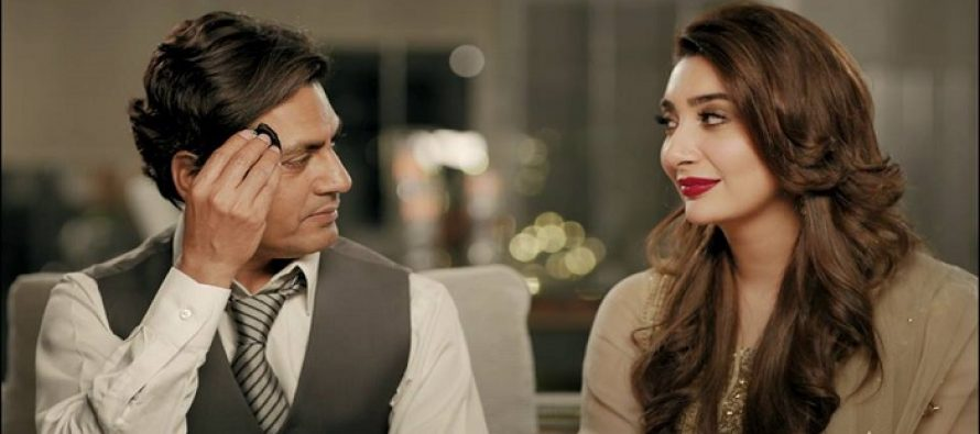 Nawazuddin Siddiqui & Ayesha Khan's Latest TVC
