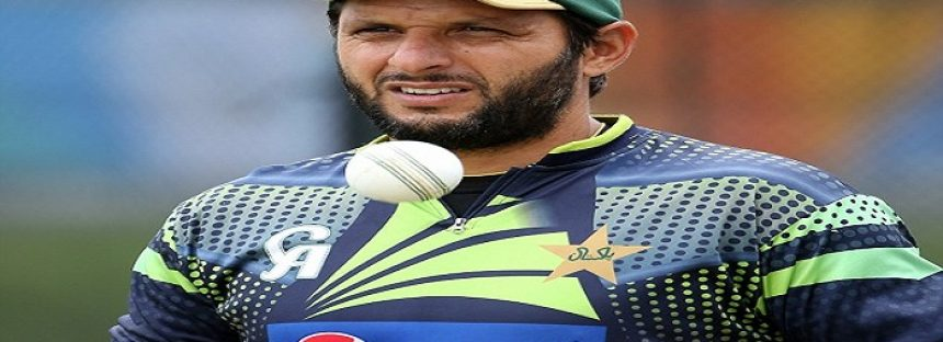 Twitter Goes Berserk As Shahid Afridi Announces Retirement!