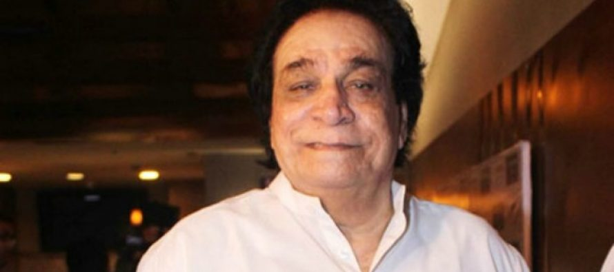 Kader Khan is fine and healthy