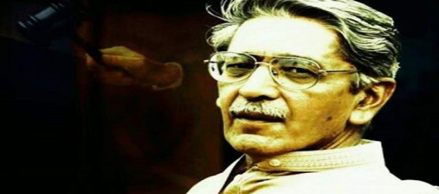 Veteran Actor Farooq Zameer Passes Away!