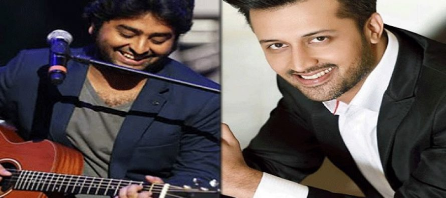 Atif Aslam To Collaborate With Arijit Singh For A Bollywood Movie Song