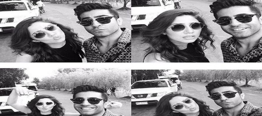 Sheheryar Munara & Mahira Khan To Star In A Film?