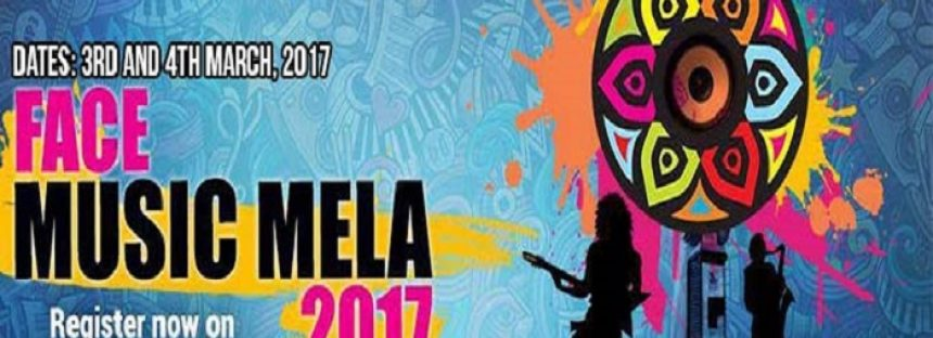 Face Music Mela 2017 postponed