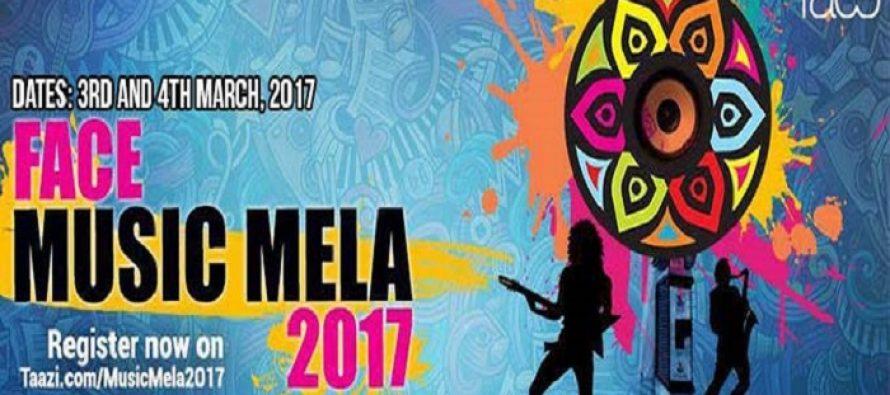Face Music Mela 2017 postponed