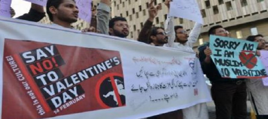 IHC Bans Valentine's Day Celebrations In Pakistan