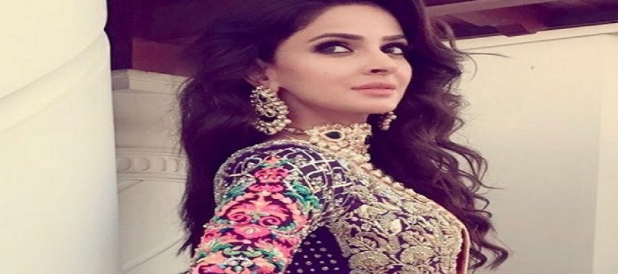Saba Qamar Opens Up On Viral Video Controversy