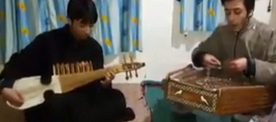 Kashmiri Rendition Of Pakistan's National Anthem Goes Viral