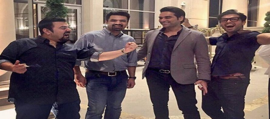Fahad Mustafa Joins The Cast Of Jawani Phir Nahi Aani 2