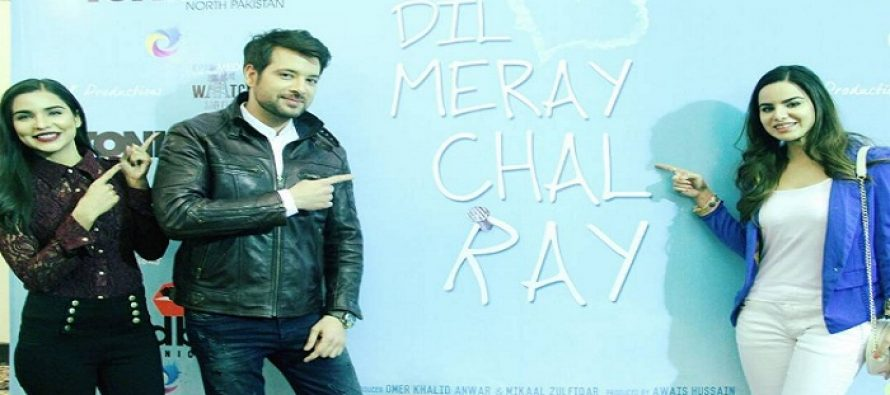 Mikaal Zulfiqar's Upcoming Film 'Ae Dil Meray Chal Ray'