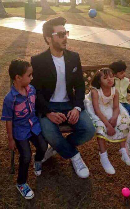 Ahsan Khan will be featured in a video for a great cause