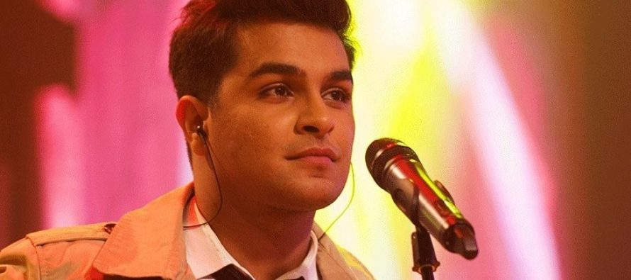 Asim Azhar sang for his upcoming musical telefilm and we instantly fell in love!