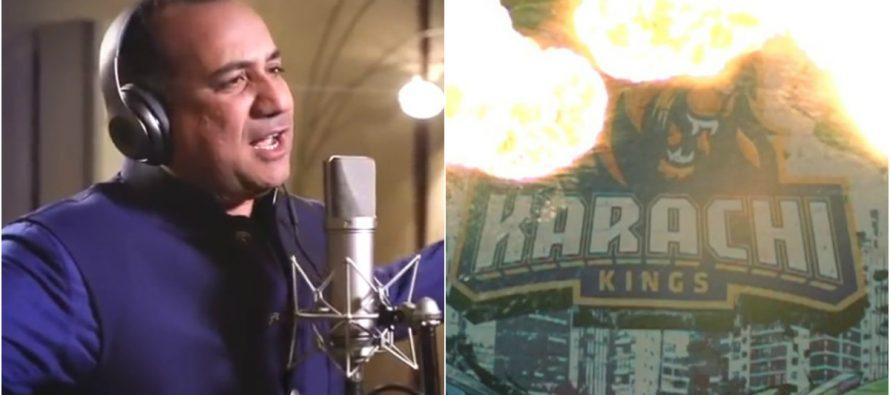 Anthems of Peshawar Zalmi & Karachi Kings