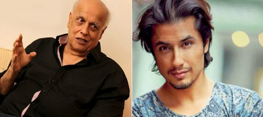 Ali Zafar To Sing For Mahesh Bhatt's Play Based On Indo-Pak Love Story