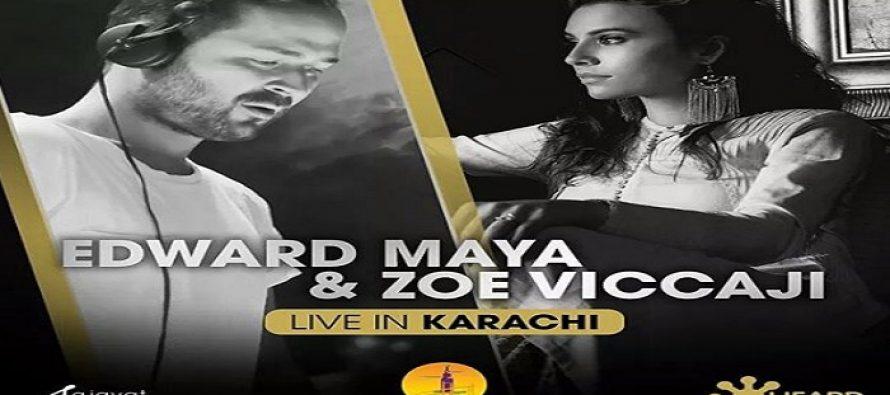 Edward Maya Concert Postponed