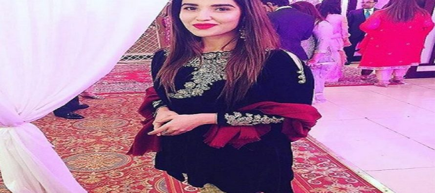 Hareem Farooq Reveals Whom She'd Like to Be With While Stuck In An Elevator