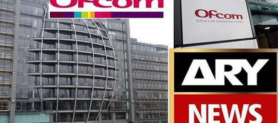 ARY Network Channels Banned In UK