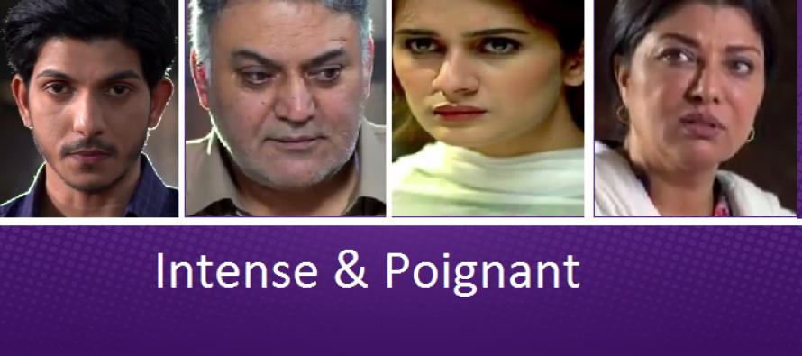Muqabil Episode 13 Review – Intense & Poignant