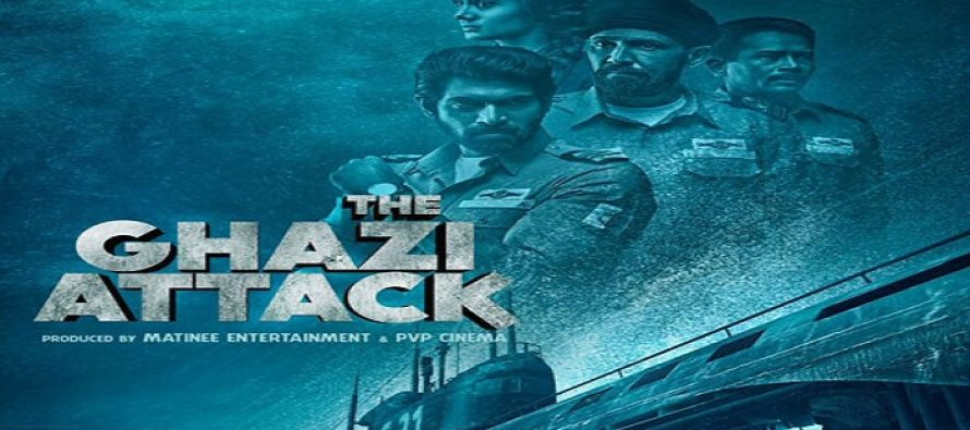 The Ghazi Attack: Bollywood Film Distorts The History Yet Again