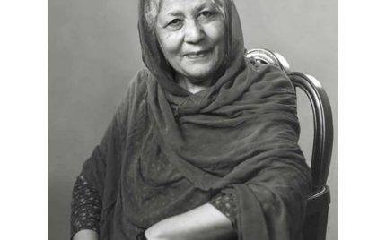 Bano Qudsia passed away