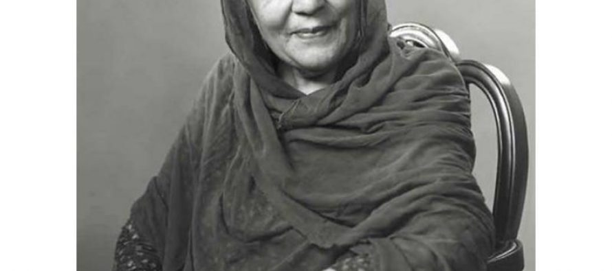 Bano Qudsia passed away