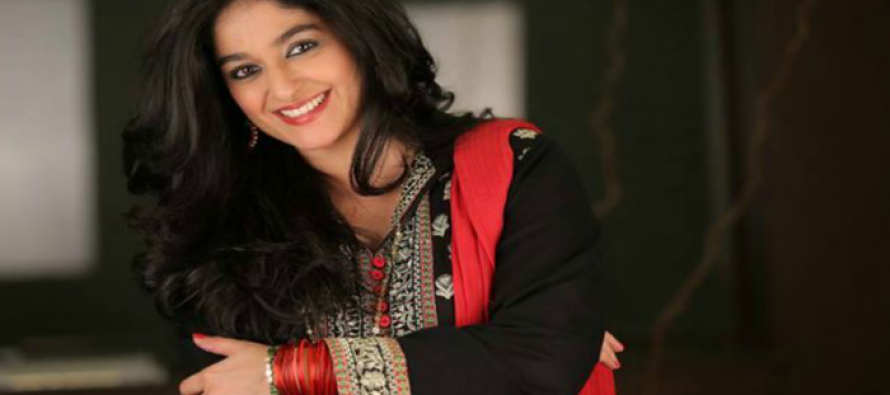 Nadia Jamil is making a TV comeback in a child marriage drama