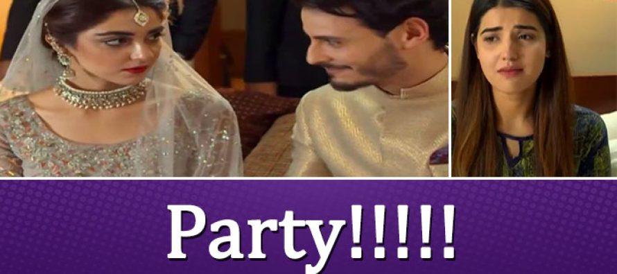 Sanam Last Episode Review – Anda Paratha Party!