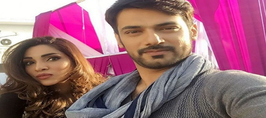 Zahid Ahmed & Zhalay Sarhadi In Upcoming Drama 'Dil-e-Janam'