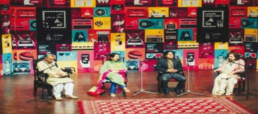 Lahore Music Meet will commence on March 11th