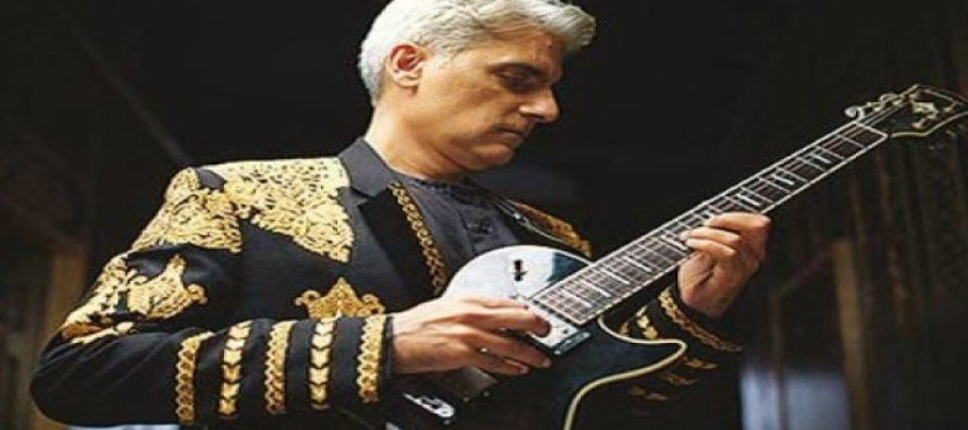 Aamir Zaki is supportive of upcoming musical talent