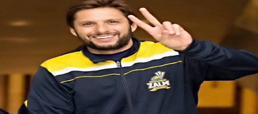Shahid Afridi Pulls Out Of PSL Final