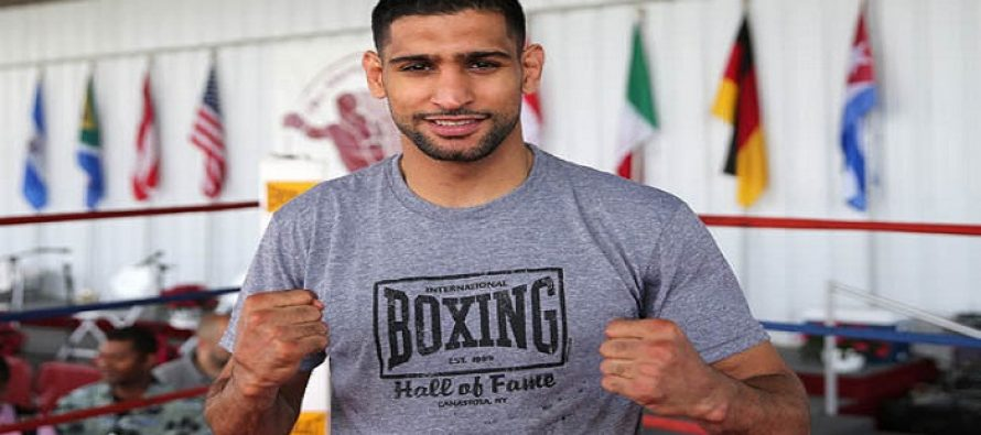 Amir Khan Reveals Why He Cut Off Ties With Family