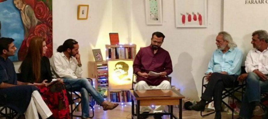 T2f to revive Urdu Poetry in Karachi