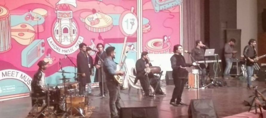 Lahore Music Meet comes to a successful end