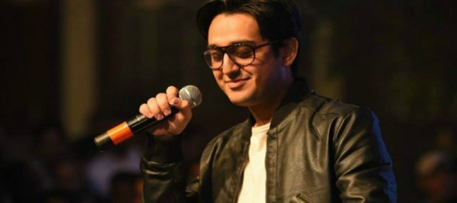 Comedian Syed Shafaat Ali will make his film debut with Parwaaz Hai Junoon