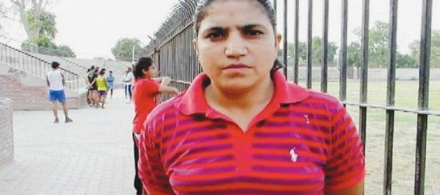 Amazing Pakistani athlete Nadia Nazir dies in road accident