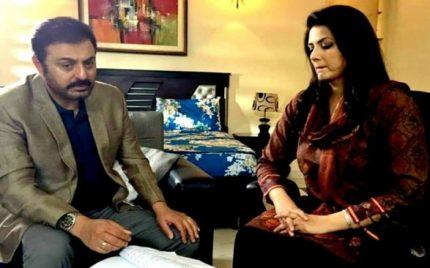 Noman Ijaz and Sawera Nadeem's next drama will talk about men's midlife crisis