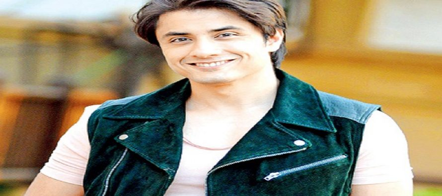 Ali Zafar to Perform with Ayushmann Khurrana in Dubai!
