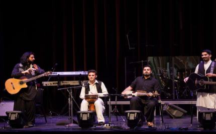 Khumariyaan is an instrumental band from Peshawar and everyone needs to listen to them